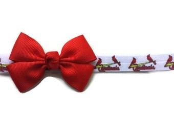 St. Louis Cardinals Elastic Headband