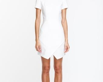 Kelly - asymmetrical dress, beautiful dress, day dress, summer dress, casual dress, evening dress, prom dress, bridesmaid dress