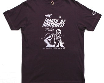 North by Northwest Wales shirt for women