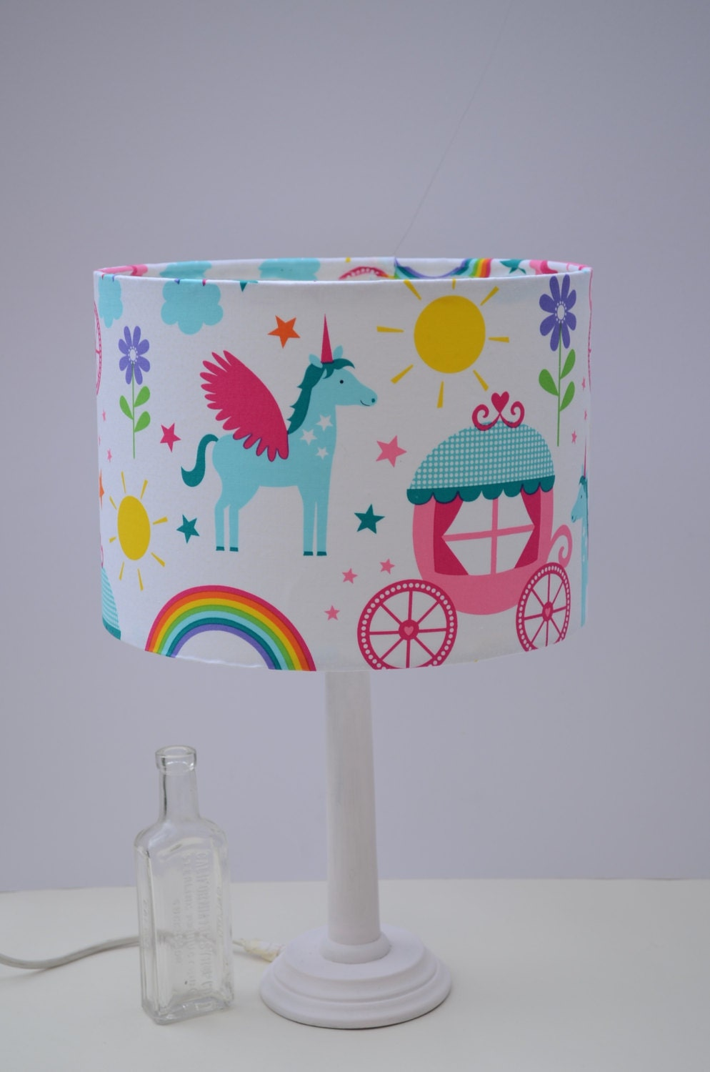 Unicorn D 233 Cor Unicorn Unicorn Lamp Shade Girls Bedroom