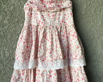 Floral Lydia Jane child's dress
