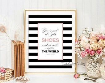 Marilyn Monroe Quote Etsy