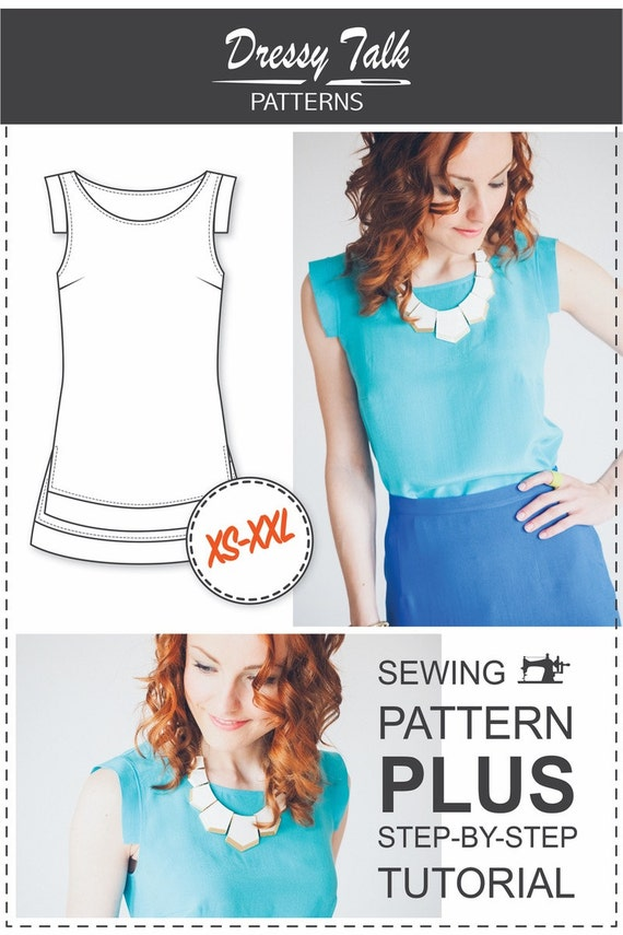 sewing patterns for beginners pdf