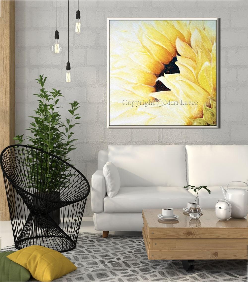 Room Decor: Bedroom Wall Decor Bedroom Decor Sunflower Print Living Room