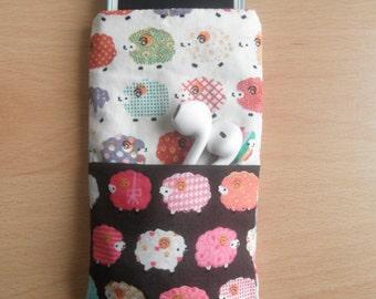 Sheep iPod Sleeve with Pocket
