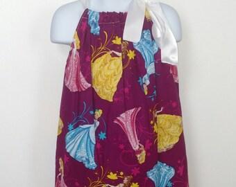 Disney Princess Pillowcase Dress