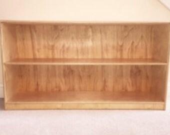 Three Shelf Unit Montessori Furniture
