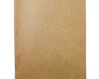 Kraft Brown Paper Bags / Favor Bags / Party Favor Brown Bags / 50 Bags