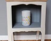 Bedside - storage - furniture of entry - extra soft - bedside table