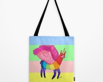 Pegacorn Llama Bag