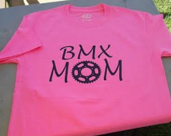 BMX Mom Shirt-Customizable!