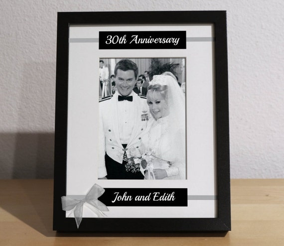 30th Anniversary Gift for Parents, 30th Anniversary Gift, 30th Wedding ...