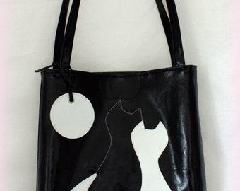 """Bag """"Full moon"""""""