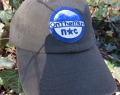 Cotton Unstructured Hat with New OnTheMtn Patch