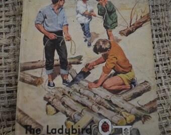 10a Adventure on the Island. Ladybird Key Words Reading Scheme
