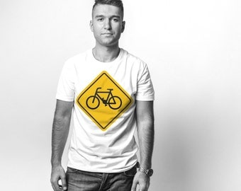 Bicycle tshirt Bicycle art bicycle print bike tshirt bike shirt bicycle gifts bicycle clothing cycling tshirt cycling shirt cycling t shirt