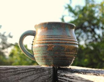Hand-made Ceramic Mug