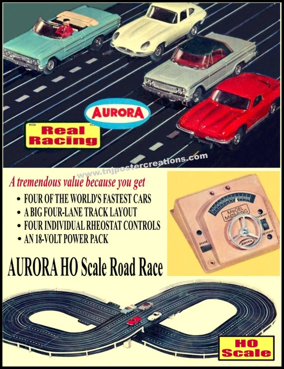 Slot Car Racing Kits