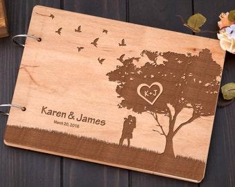 Wedding Guest Book, Guestbook Wedding, Wedding Guestbook, Guest Book, Guestbook, Personalized Wedding Gift, Custom Guest Book