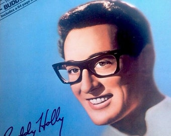 Buddy Holly Complete 6 LP Boxed Set Vinyl Record LP - Excellent Condition - Free Shipping