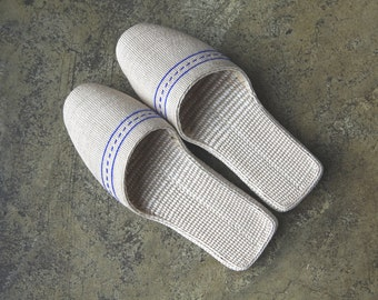 Rustic straw shoes/slippers/comfortable shoes/gift for moms/organic/Wholesales bulk/Country decor/wedding gift/GrasShanghai