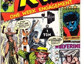 X-men 111, Storm comic book, Xmen, Wolverine, Cyclops, Nightcrawler, Colossus, Charles Xavier, Uncanny. 1978 Marvel Comics in FVF (7.0)