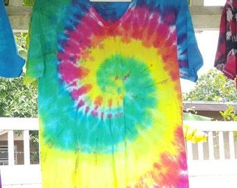 Swirl Tie Dye Shirt