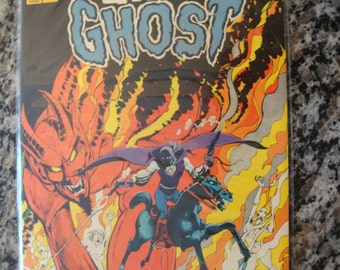 The Grim Ghost  Issue 1 1975 comic