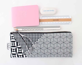 Pencil case//Pencil pouch//Teen pencil case//Teen pencil pouch//Original ANJESY Designs.