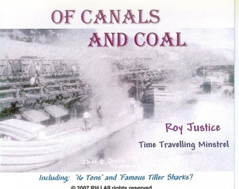 Of Canals and Coal CD