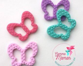 BUTTERFLY teething toy / teething accessories