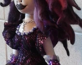 Goth Doll.