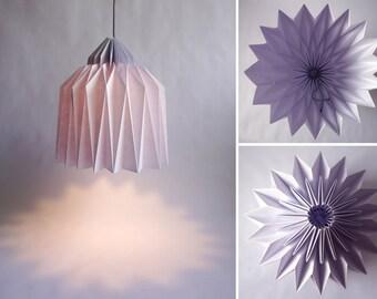 MARTHA || Origami Paper Lampshade