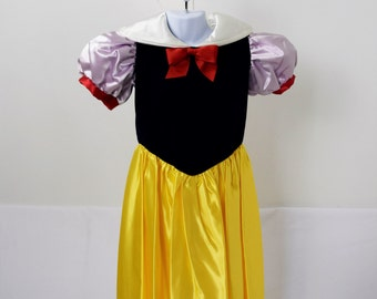 Children's Snow White Dress/Costume