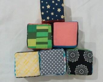 Fabric Foam Blocks