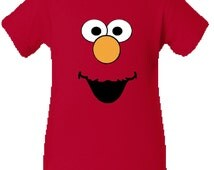 Elmo Onesie, Sesame Street Unisex Onesie