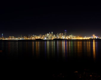 West Seattle, Seattle Skyline