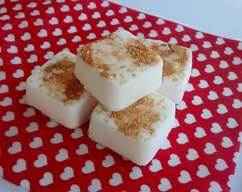 Warm Vanilla Sugar Bath Truffles