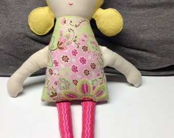 Little 'City Girl' doll