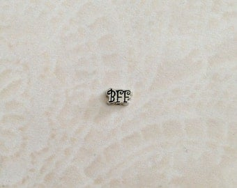 Bff floating charms for memory lockets