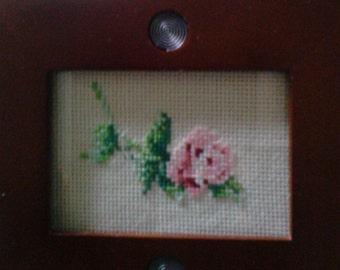 Rose sprig