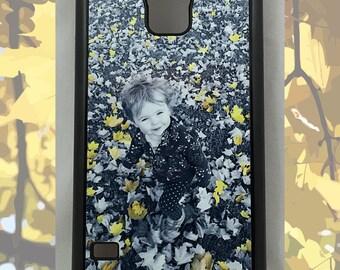 Custom Phone Case Black or White Plastic - Photo Phone Case - Custom iPhone Case - iPhone 6 Case - iPhone 6s Case - iPhone 6 Plus Case