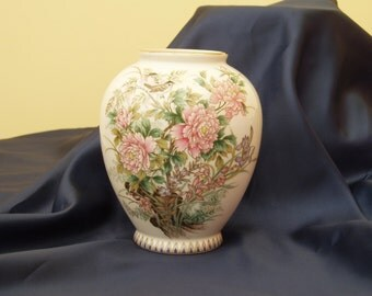 Small Floral Vase