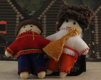 Russian Mini-Guy (doll)