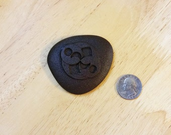 Roswell Rock Magnet, Magnetic Roswell Stone, Alien Magnet Rock, Alien Stone, Alien Artifact, Ancient Aliens Rock, Magnetic Crop Circle Stone