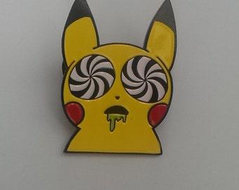 Pikachu Tripping 1.5'' Soft Enamel Pin