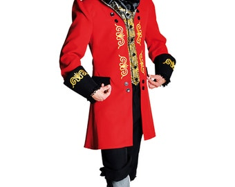 Deluxe Pirate Prince / Captain Hook Costume