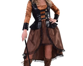 Victorian Pirate / Steampunk Charlie - Female