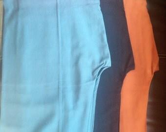WholeSales Lot (3pcs) 2Tones Thai Fisherman Pants Cotton