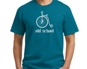Old School Bicycle TShirt
